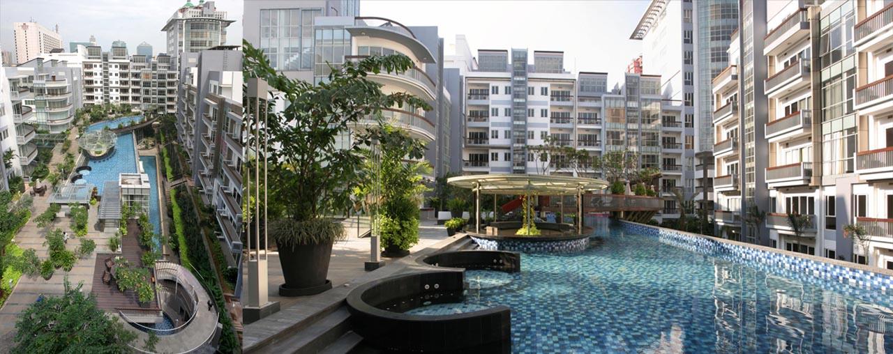 Gatot Subroto Apartment