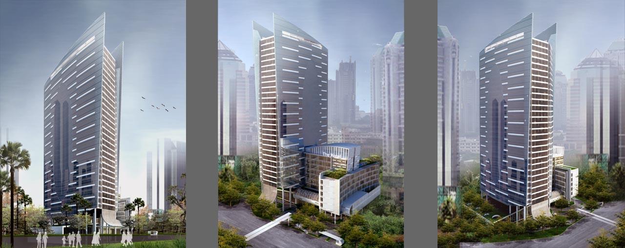 Gatot Subroto Office & Apartment