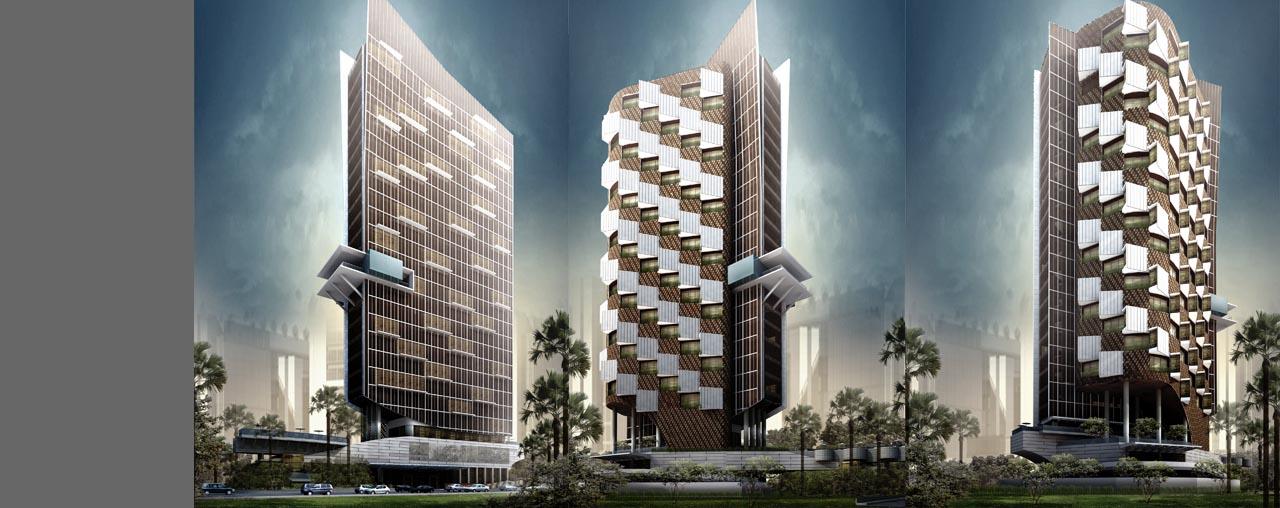 Senopati Office & Apartment