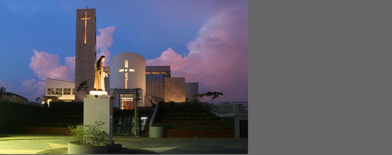 Church Pantai Indah Kapuk