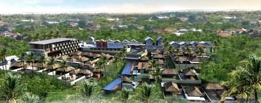 Jenggala Jimbaran  Villa & Condotel